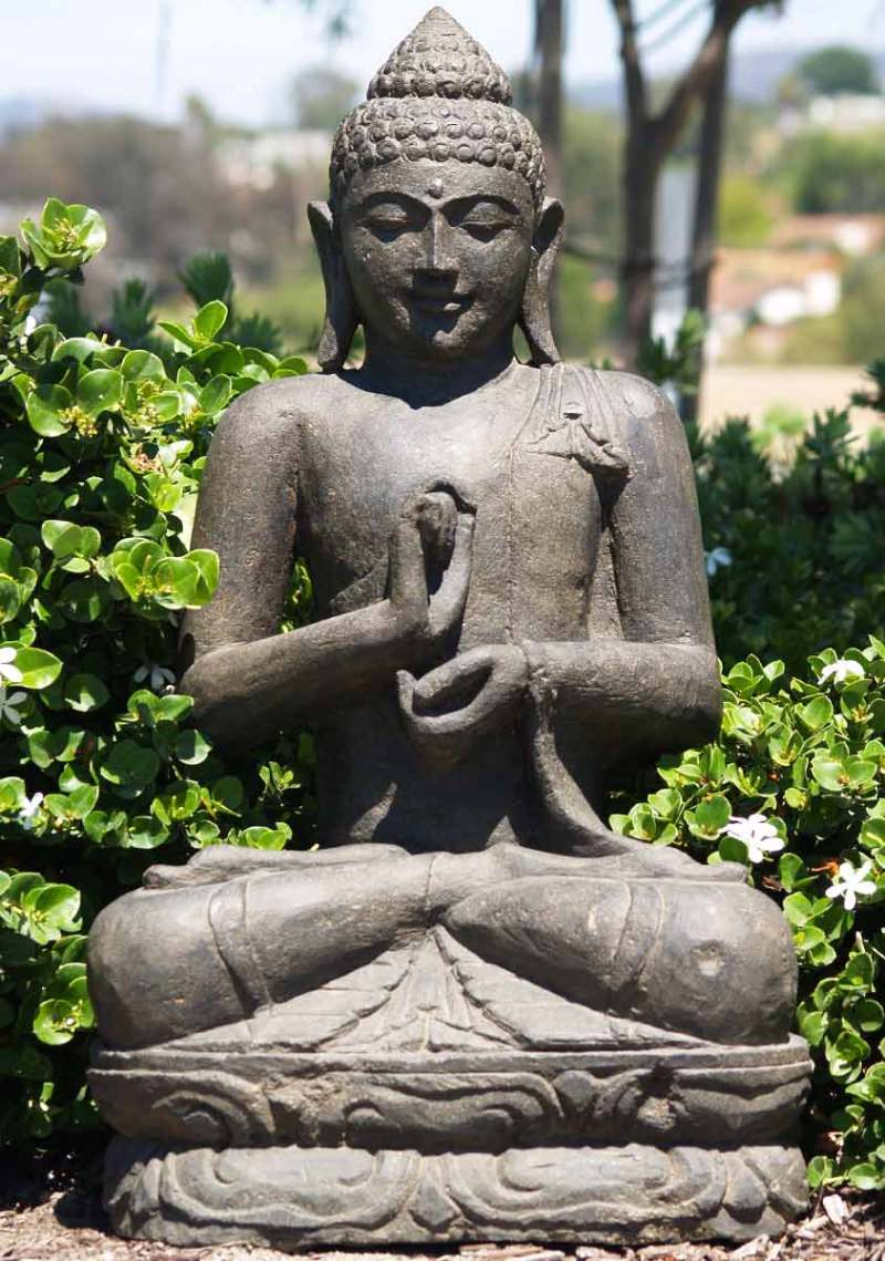 buddha statues meaning