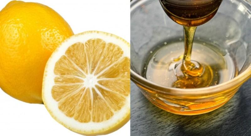 lemonhoney--home remedy for pimples