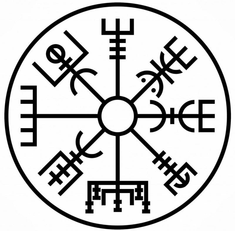 10 Viking Symbols Based On Norse Mythology Big Chi Theory