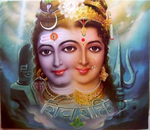 shiva and shakti union
