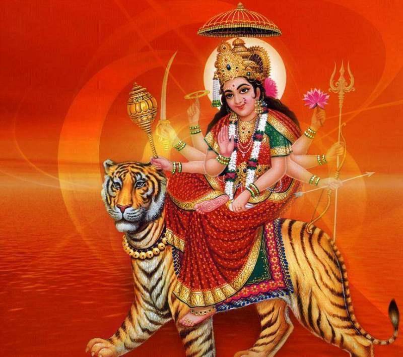 Goddess Durga Mantra