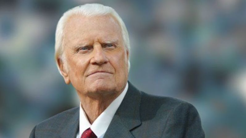 Richest Pastors In The World - Billy Graham