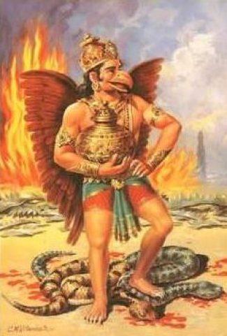 Garuda mantra Benefits