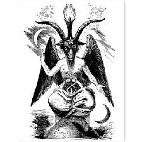 Demonic Symbols - Baphomet