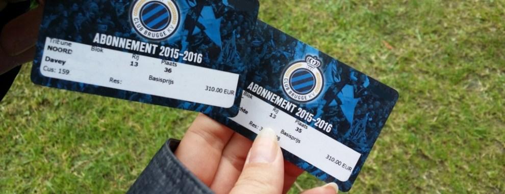 Club Brugge Kampioen 2015/2016