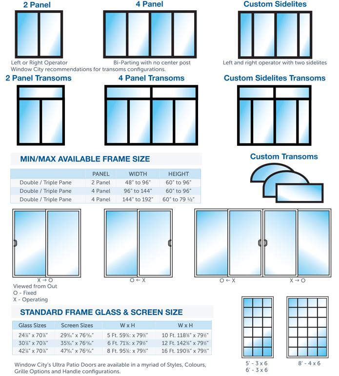 sliding patio doors ottawa
