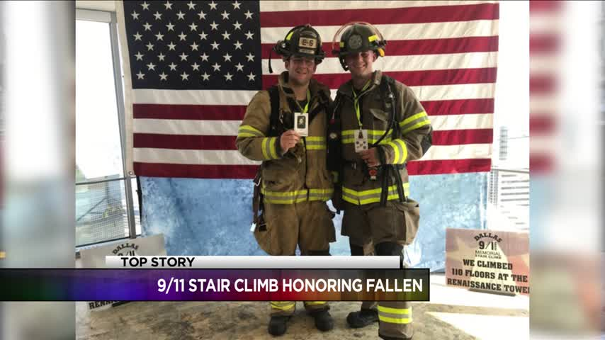 Big Country First Responders Remember 9-11