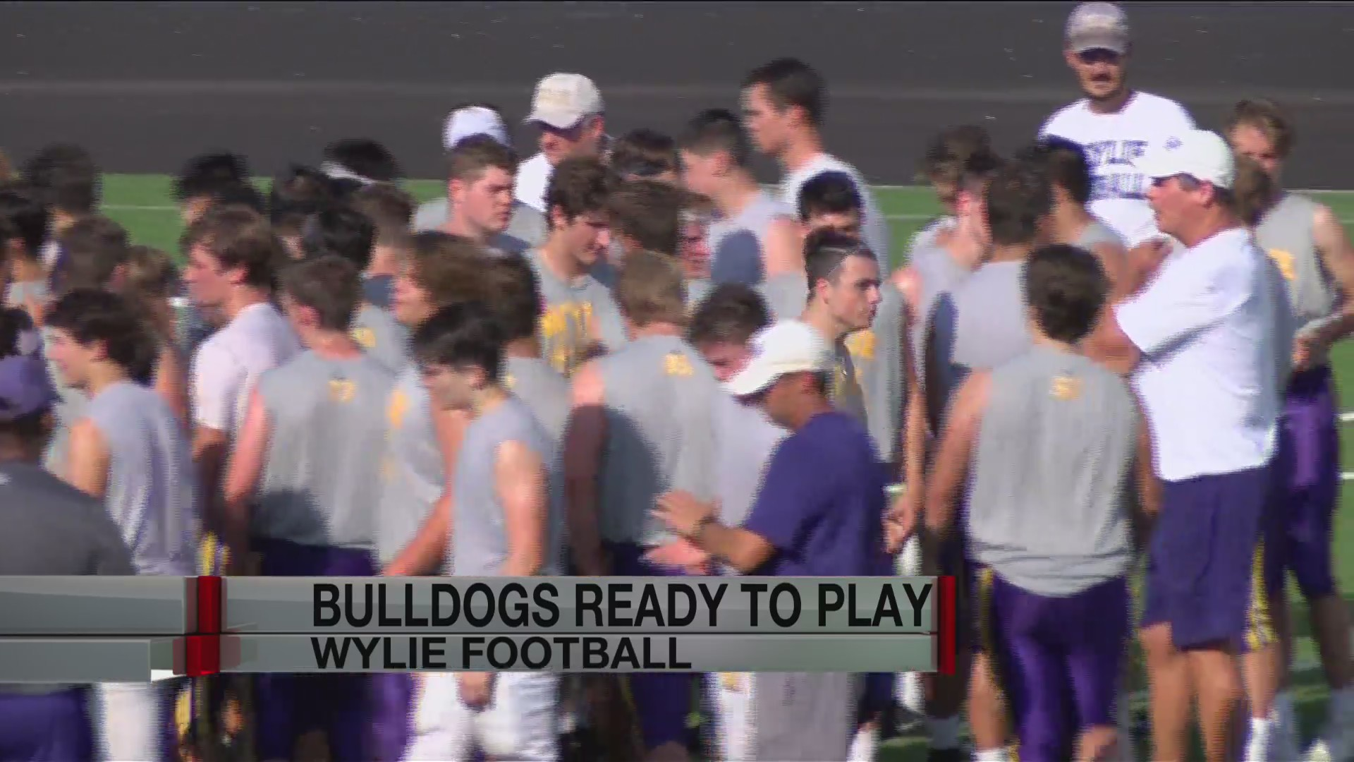 Wylie ready for 5A