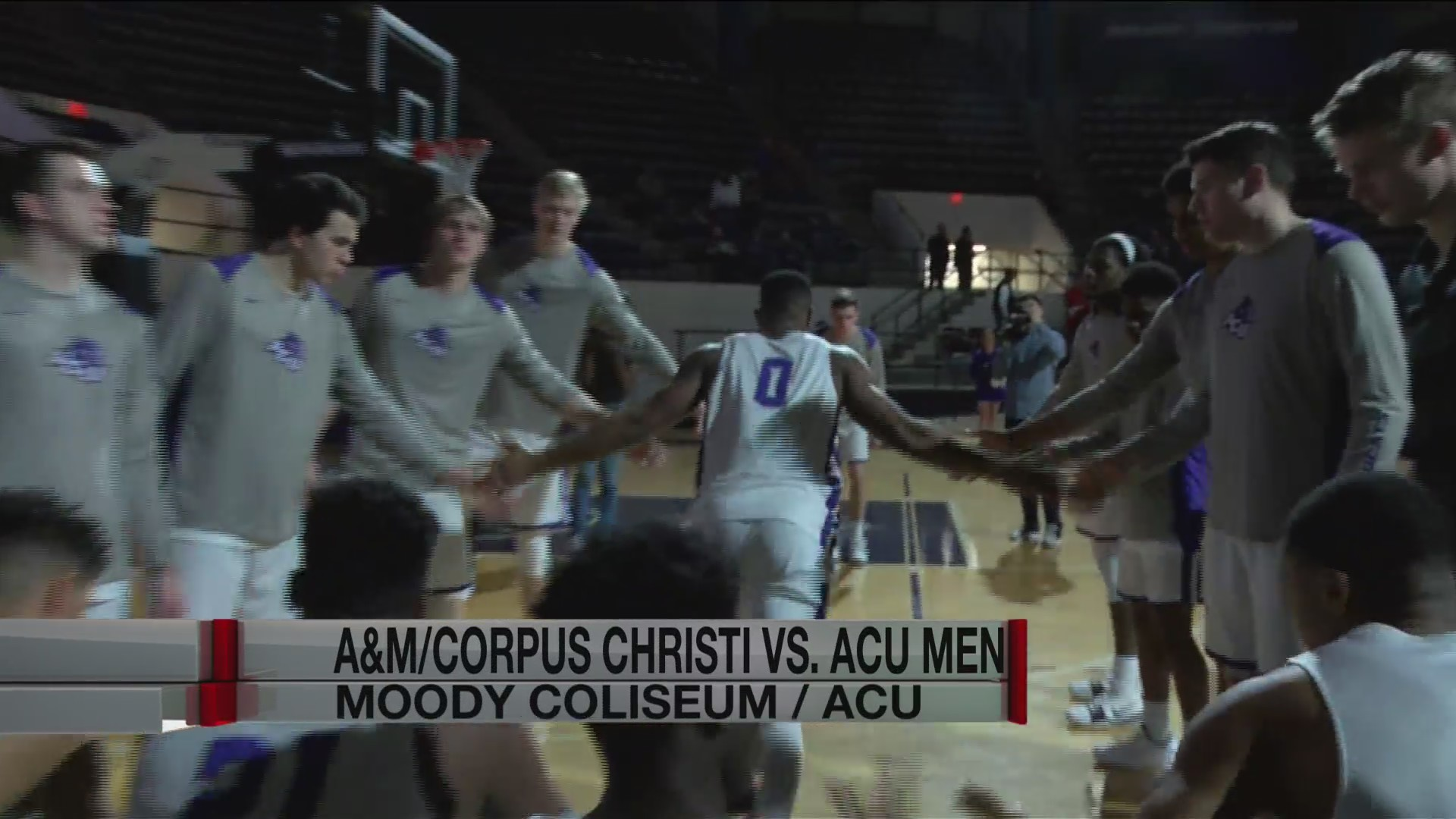 ACU defeats A&M CC