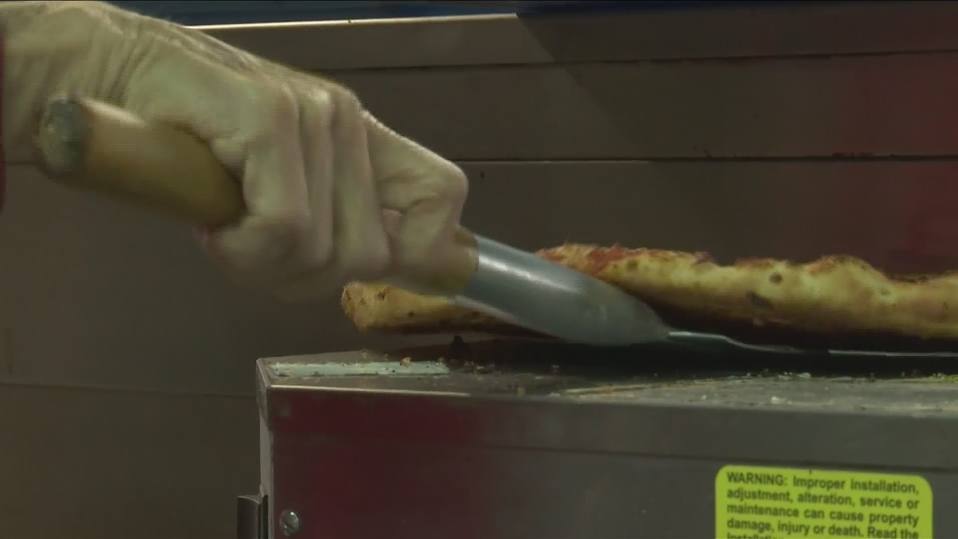 Pizza Haus in Clyde is back by popular demand