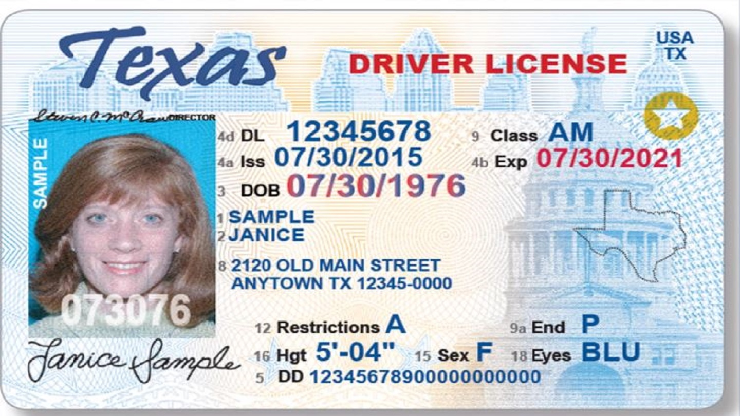 what age can you get a drivers license in texas