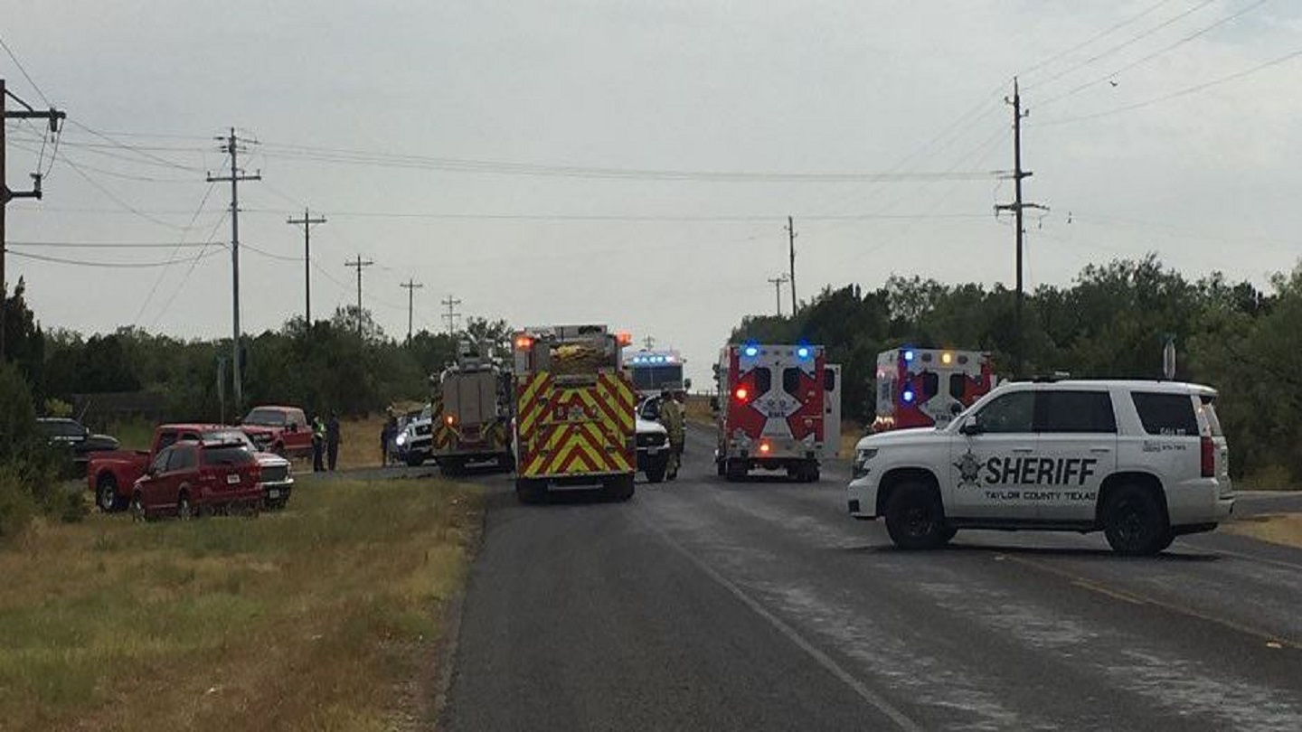 Pedestrian killed off I-20 in Mitchell County
