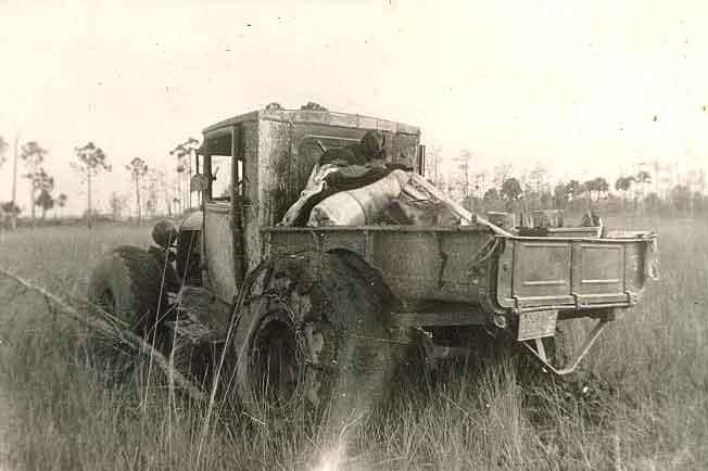 When Was Everglades Created