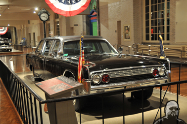 John F. Kennedy's 1961 Lincoln