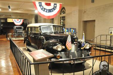 Franklin Delano Roosevelt's 1939 Lincoln Sunshine Special