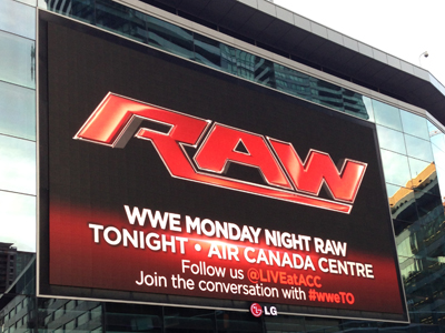 raw sign at acc