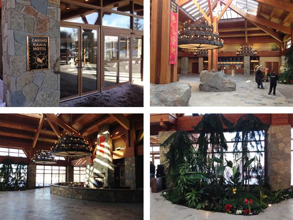 casino rama lobby