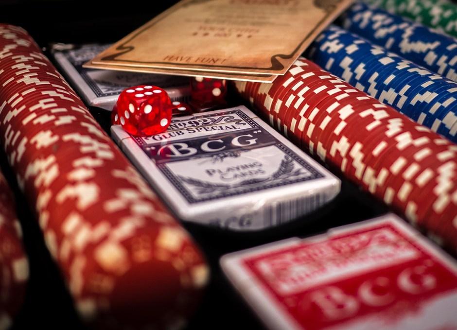 sponsored poker