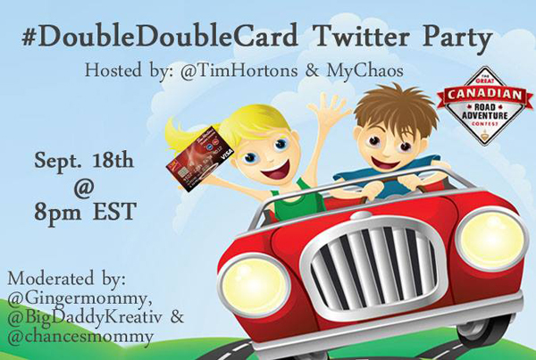 Tim Hortons Twitter Party