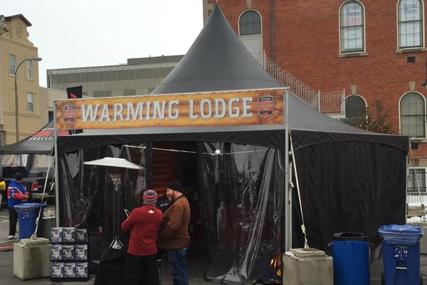 15 samsung galaxy warming lodge