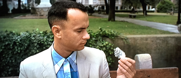 02 90s fix Forrest Gump feather