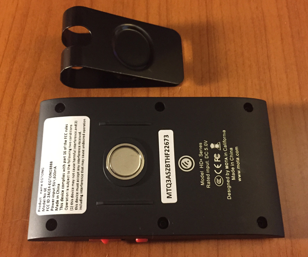 Mota HD magnet clip