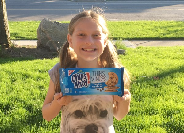 SHOPPERS LAUREN CHIPS AHOY