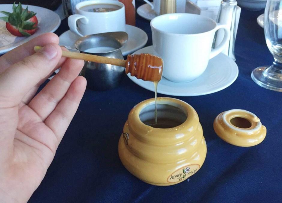 fern resort honey
