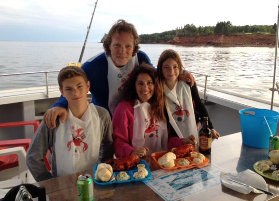Erica Ehm PEI Family Lobster