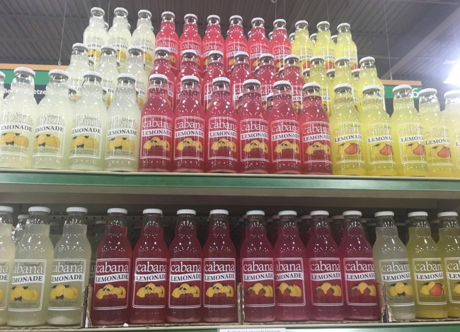 Packaging Design Cabana drinks