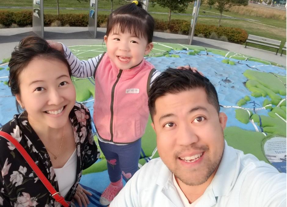 dennis pang family
