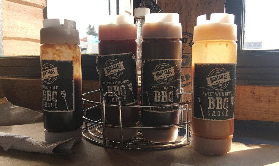 montanas bbq sauces
