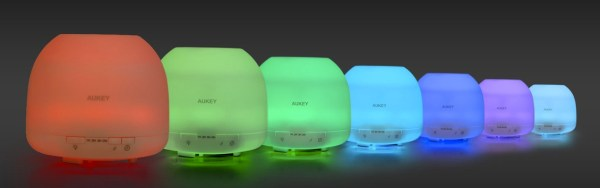 Essential Oil Diffuser led lights