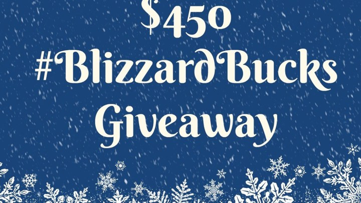 Blizzard Bucks Giveaway: Win $450 CAN PayPal Cash! #BlizzardBucks