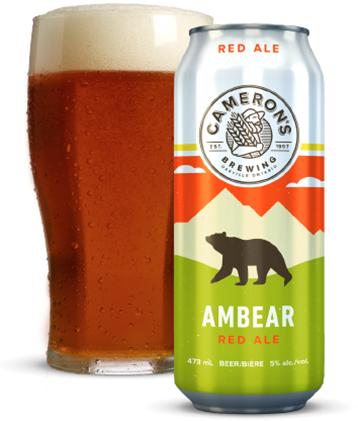 cameron's ambear red ale