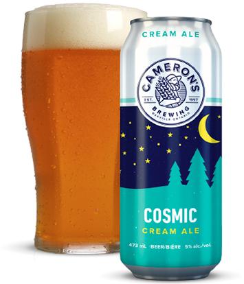 cameron's cosmic cream ale