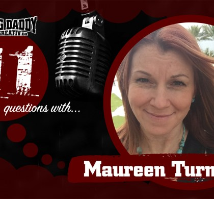 11 Questions with… Maureen Turner. @MoeTurner_GT #bdk11Qs