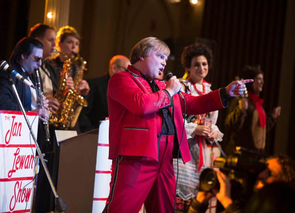 bright the polka king