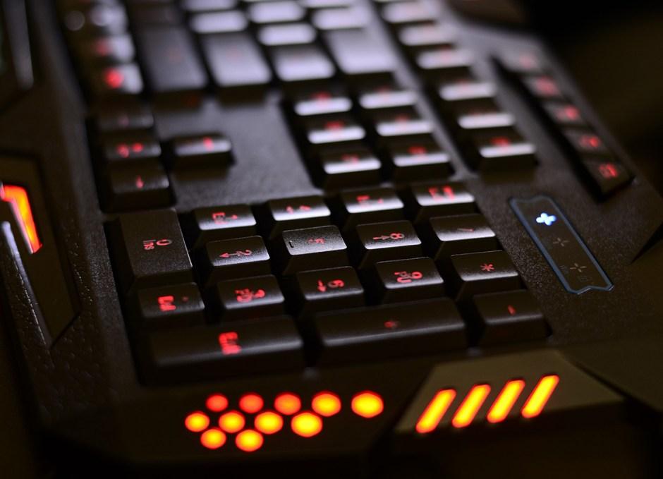 casino games gaming keyboard