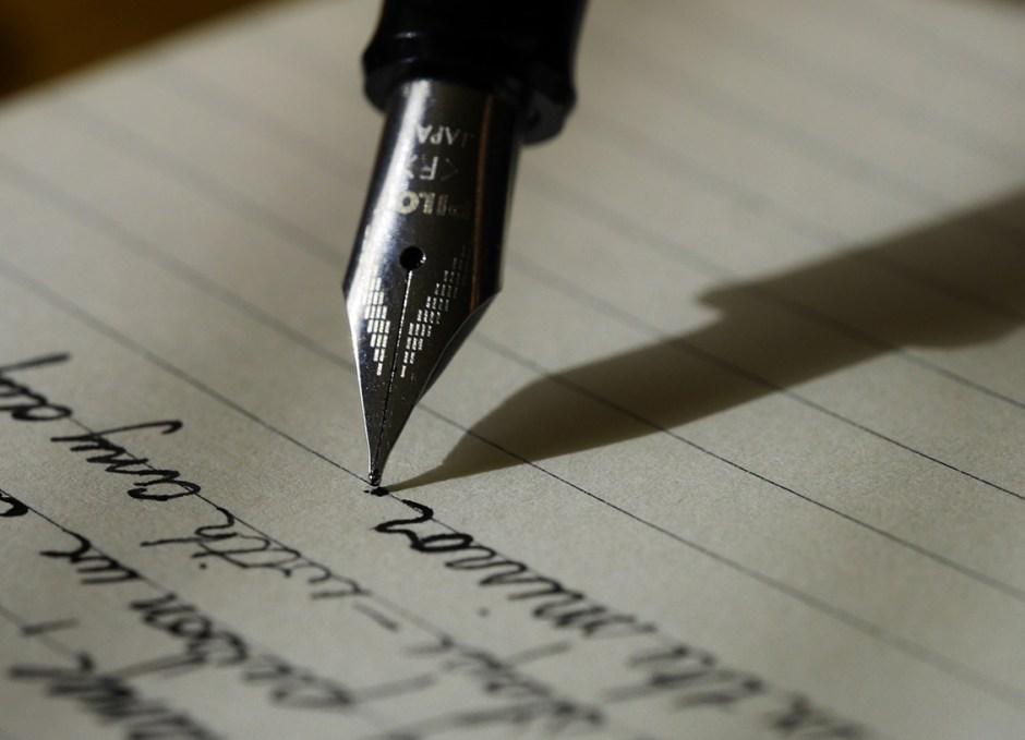 essay fountain pen