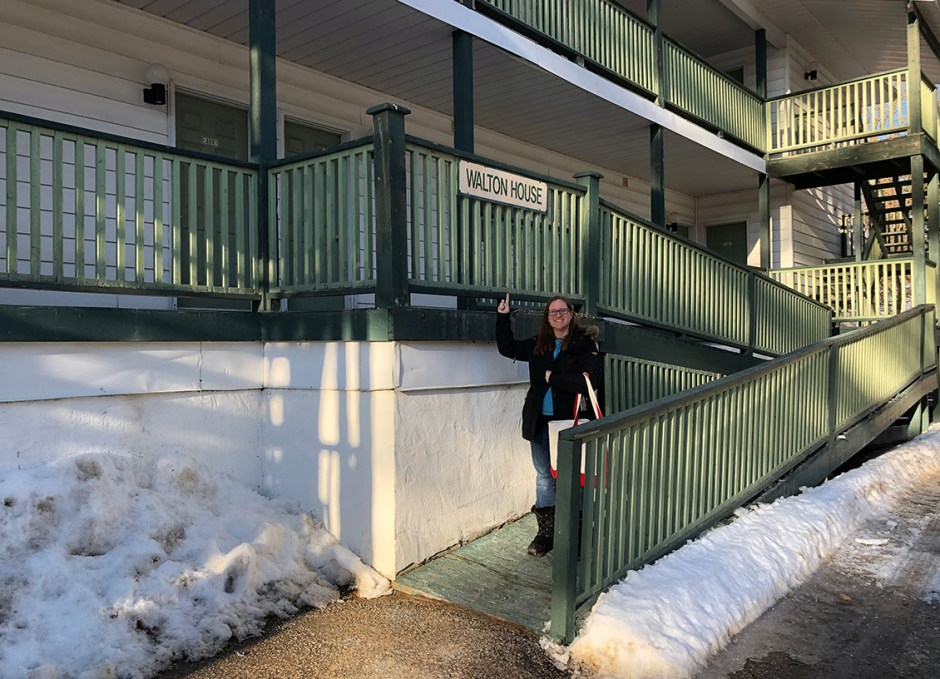 Bayview Wildwood accessible ramps