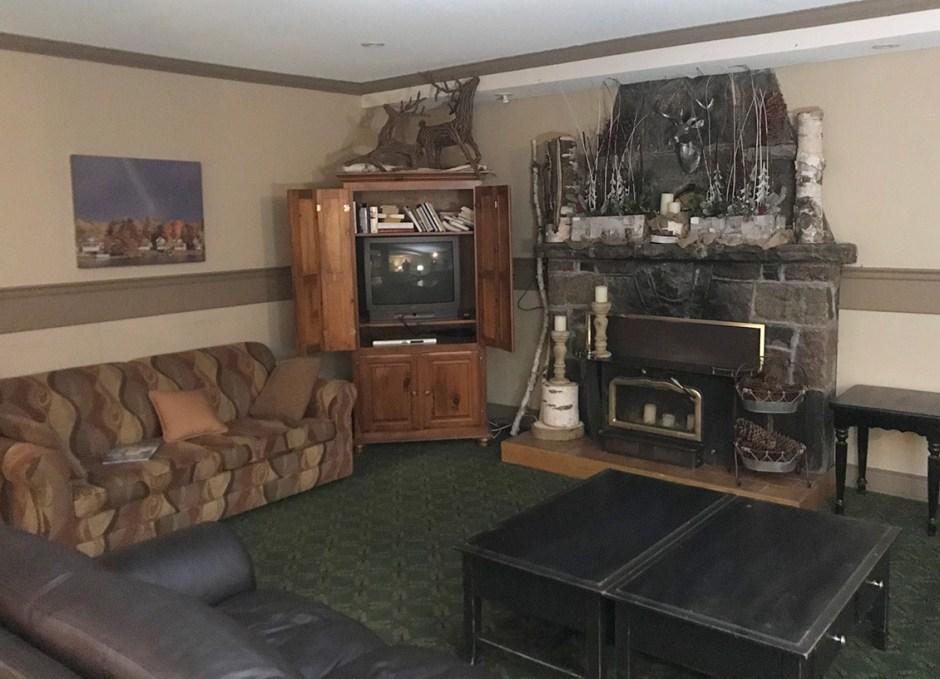 Bayview Wildwood sitting room