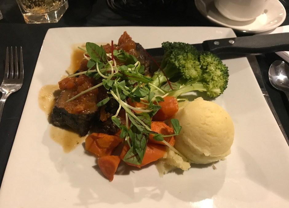 Dining Lounge beef rib