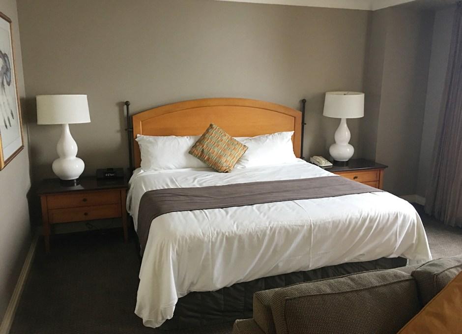 Lake Couchiching Casino Rama Bedroom