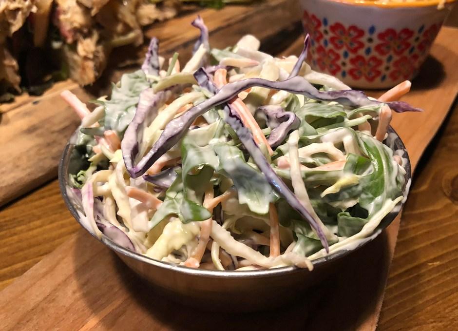 R Cottage coleslaw