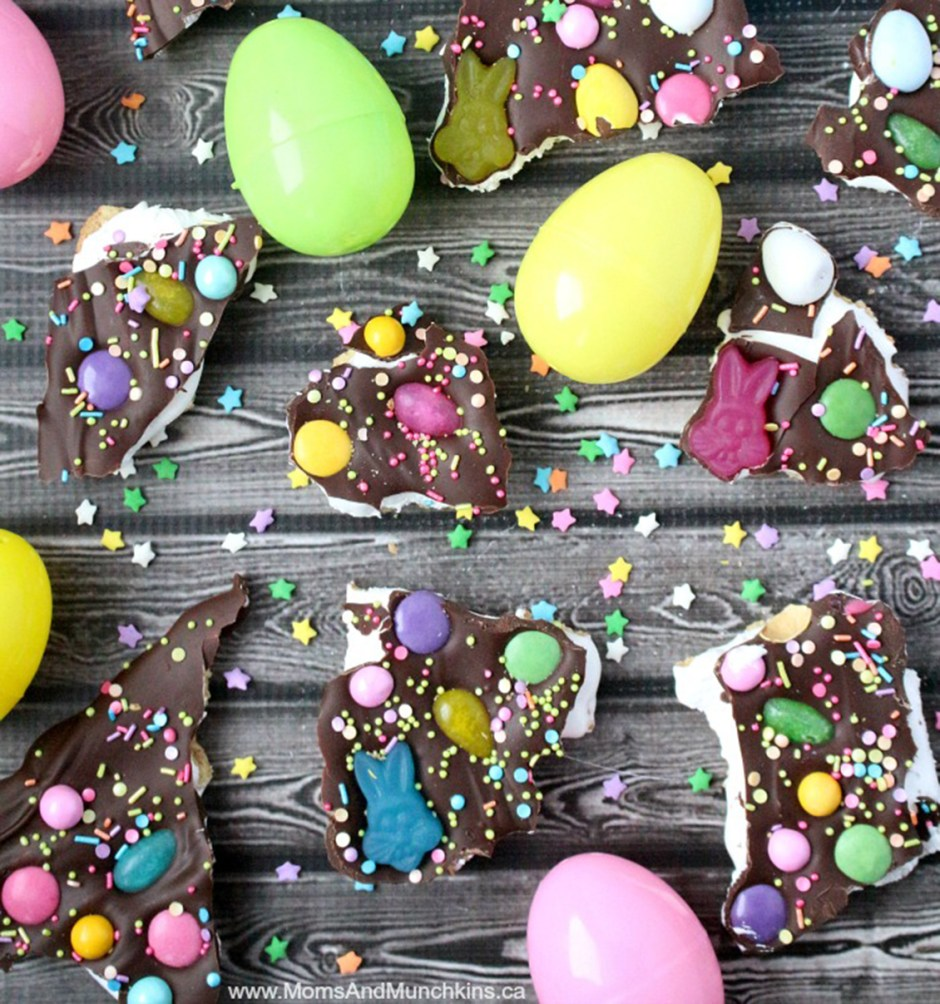 easter treats 14 Easter Bark Recipe
