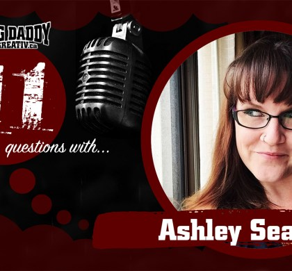 11 Questions with… Ashley Sears. @quirkyinspired #bdk11Qs