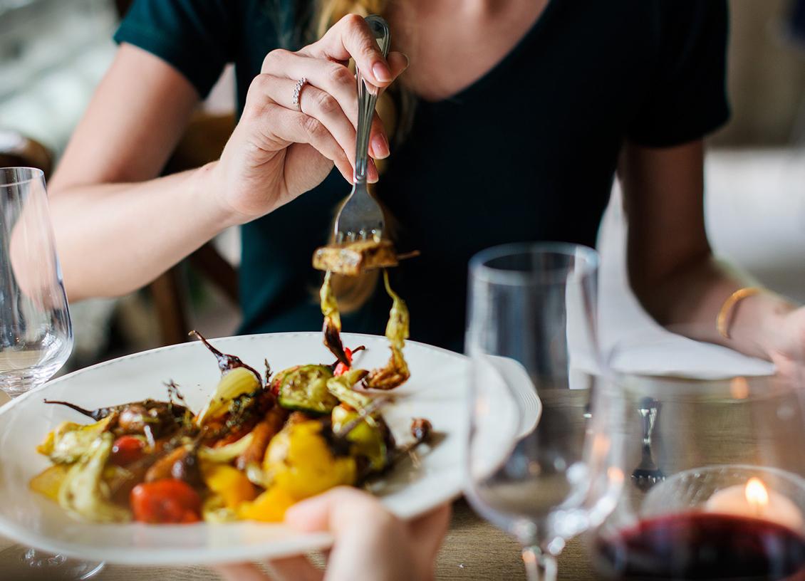Eating disorders food