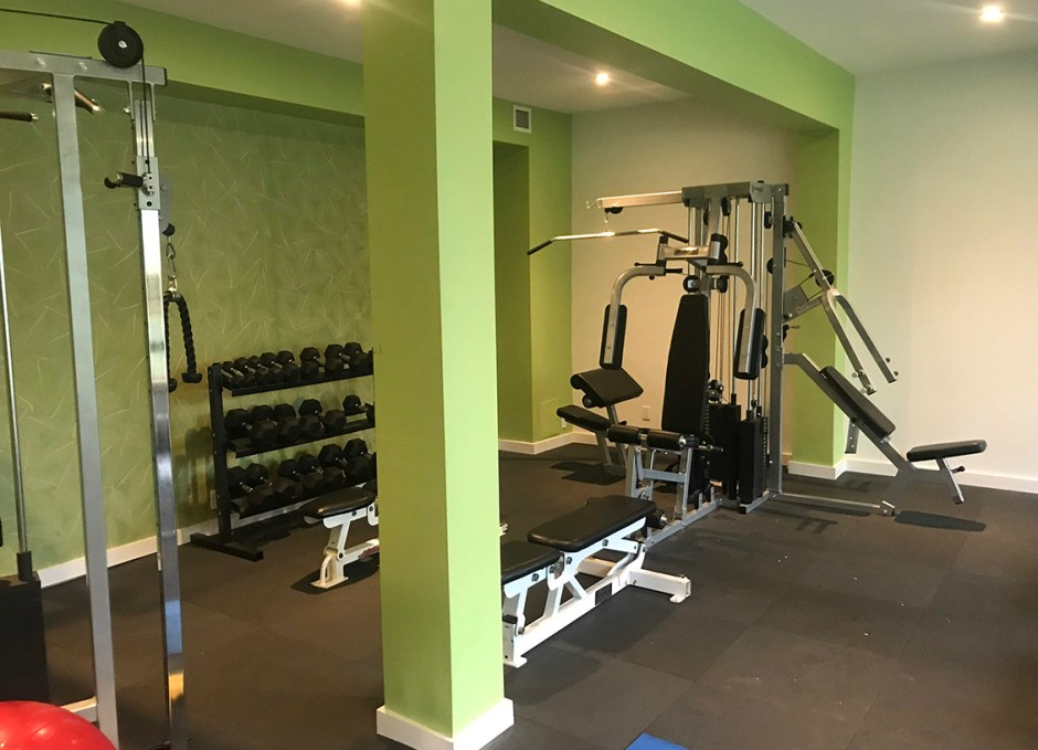 viamede resort workout room