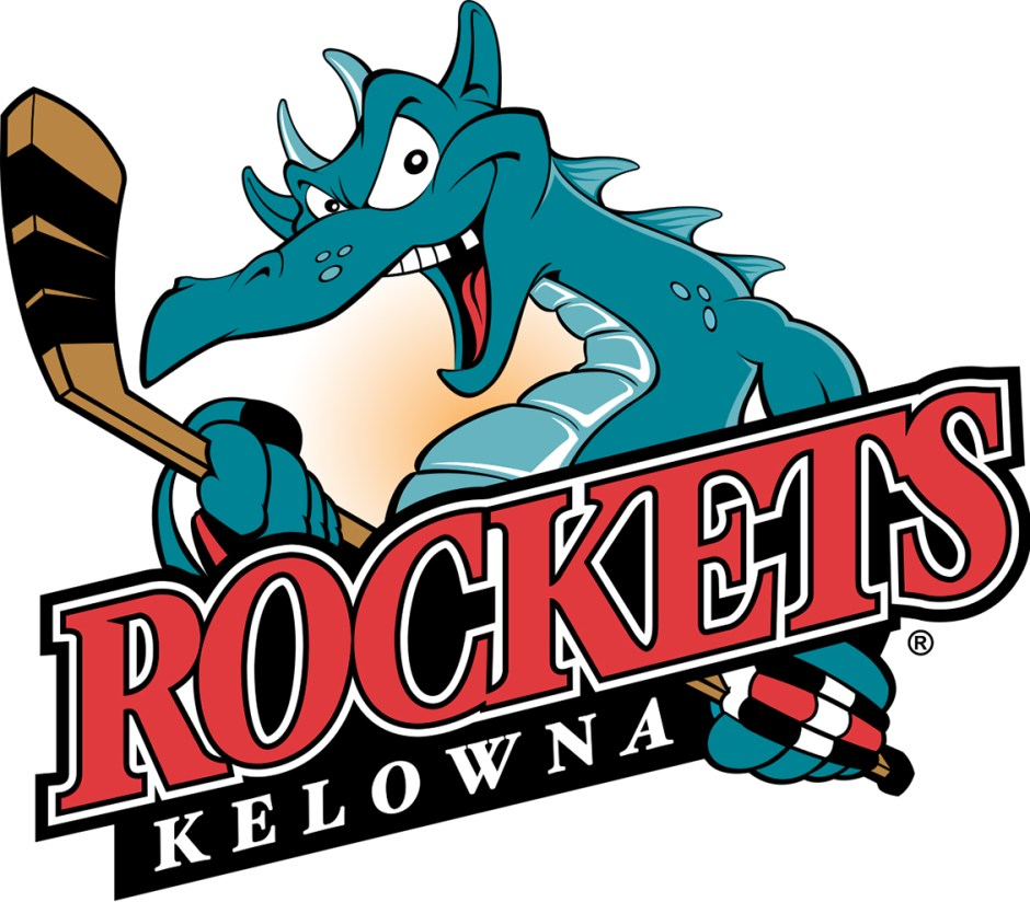 Kelowna Rockets logo CHL Kia Canada